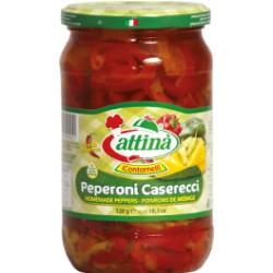 Calabriamia antipasto di peperoni gr 580