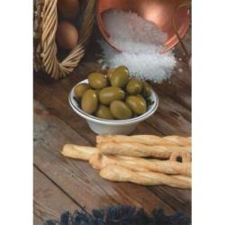 Attina'olive verdi cerignola ml 580 vetro