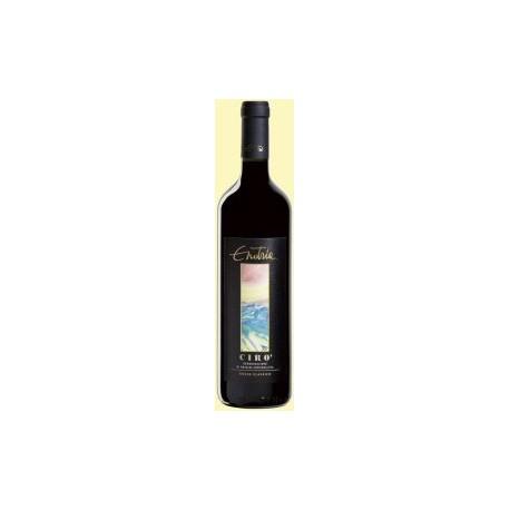 Vino ciro' enotria rosso cl 75