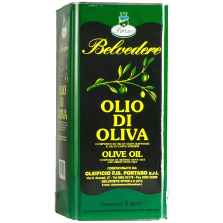 Belvedere olio oliva lt 5