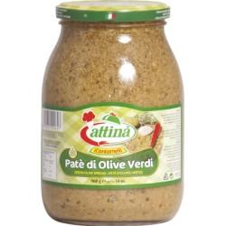 Attina' pate' olive verdi ml 1062