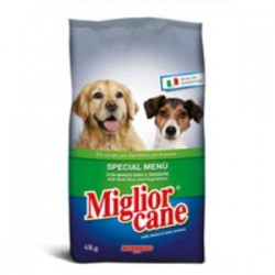 Mc secco cane  junior secco kg 2.00