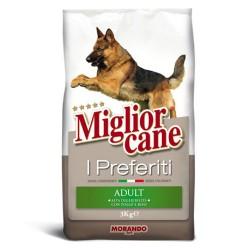 migliror cane adult secco polo riso kg 3