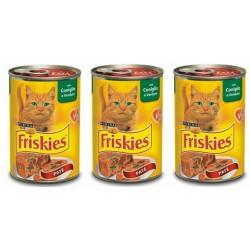 Friskies boccponi gatto colniglio verdure gr 400