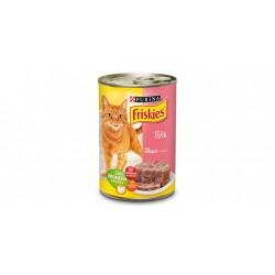 Friskies bocconi gatto vitello verdure gr 400