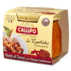 Tonno e 'Nduja g.190 Callipo