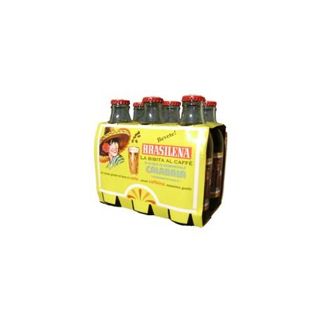 Gassosa caffe' brasilena cl 18x6 bottigoiette