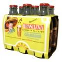 """Gassosa caffe' brasilena cl 18x6 bottiglie   """"gazzosa """""""