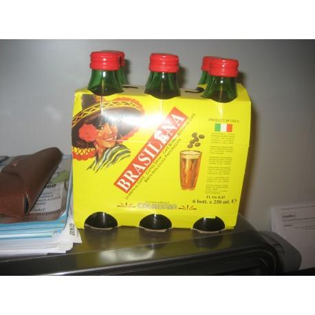 Gassosa caffe' brasilena cl 25x 6 bottiglie