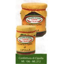 CONFETTURA CIPOLLA ROSSA DI TROPEA Vasetto ml. 212